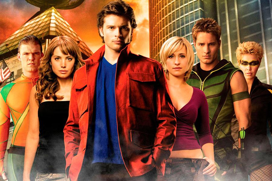Top 10: Estrellas que no recuerdas que aparecieron en Smallville