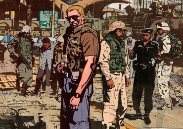 Top 5: Razones para leer The Sheriff of Babylon
