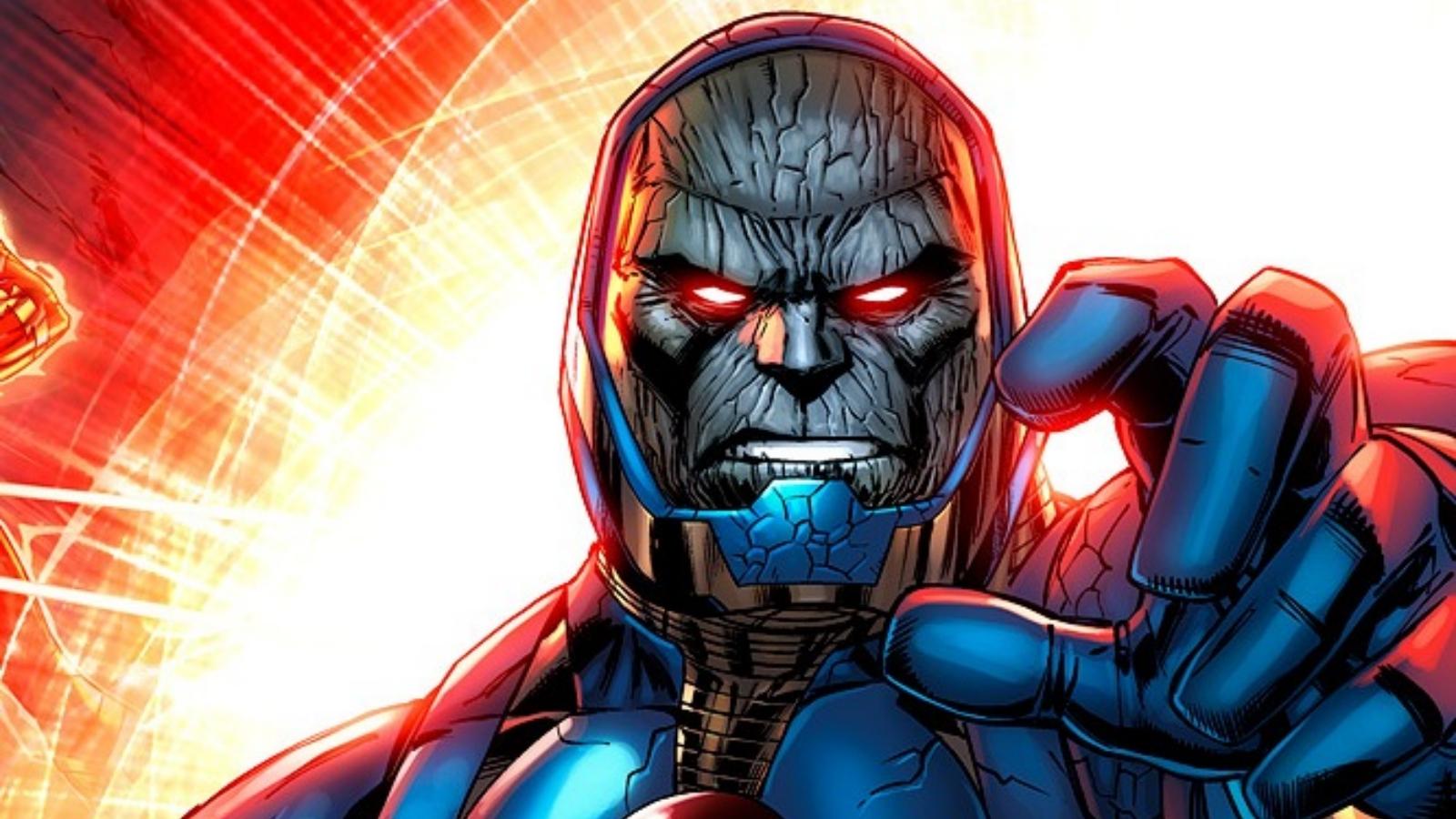 The New Gods es la nueva película de DC Comics y Warner Bros, basado en los personajes que creó Jack Kirby, incluido Darkseid.