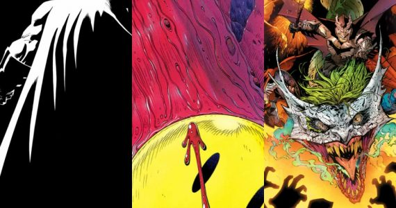 Las mejores historias publicadas en DC Semanal