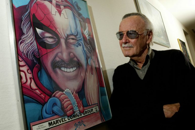 Vida de Stan Lee