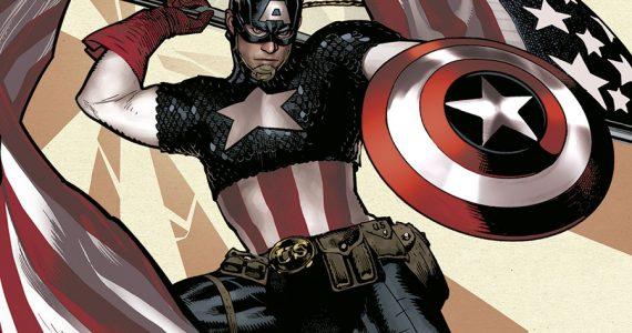 ¿De donde sacó Howard Stark el Vibramium para el escudo del Cap?