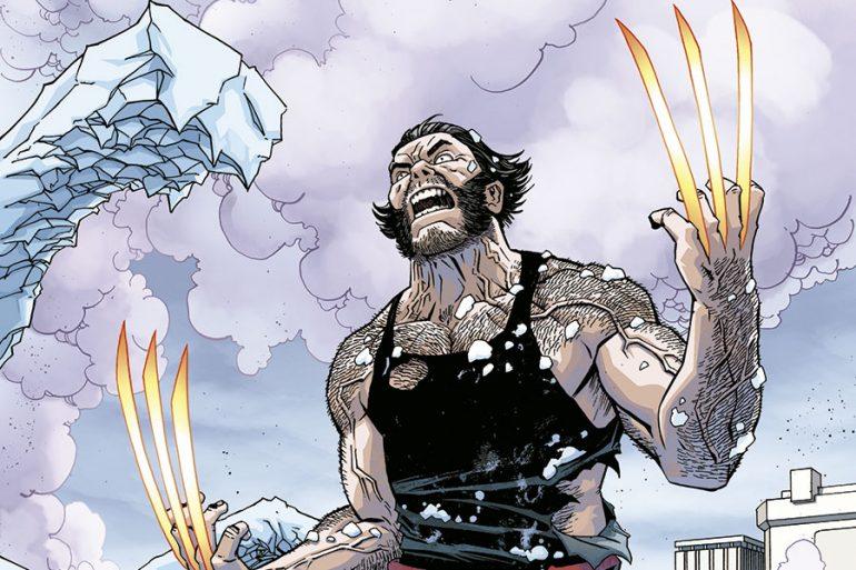 Si Wolverine cura sus heridas, ¿por qué tiene ombligo?