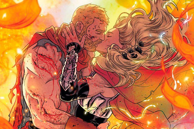 Las 5 peores rupturas amorosas de Marvel