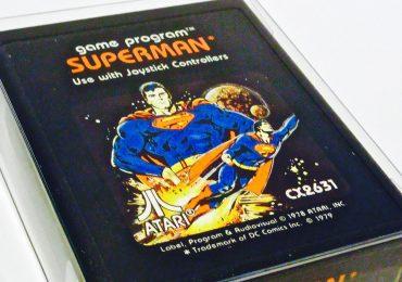 Superman el primer superhéroe en llegar a un videojuego3