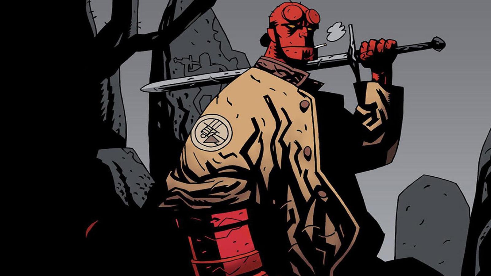 El Cómic En El Que Estará Basado El Reinicio De Hellboy Trend