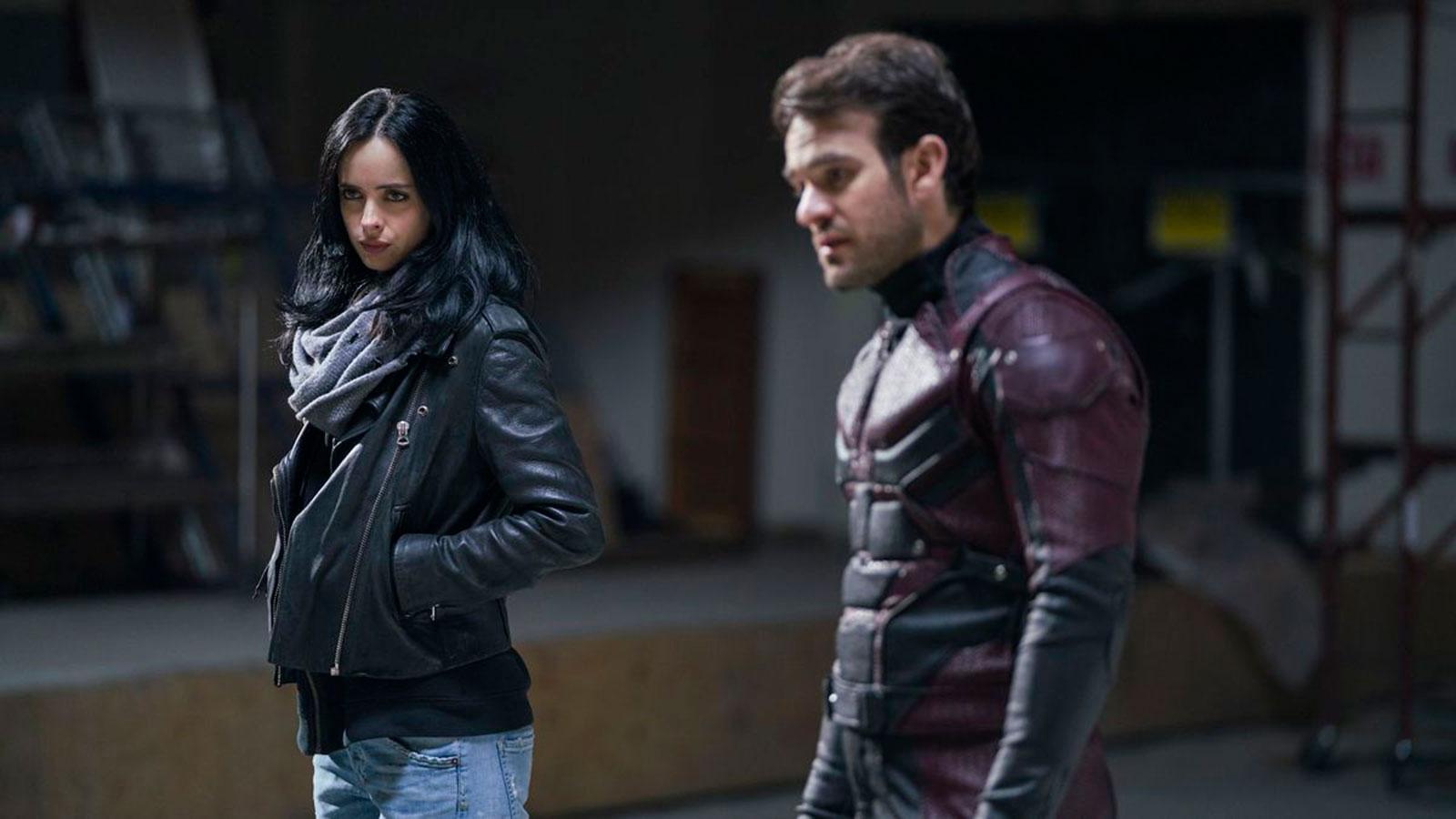 La Conexión Entre Daredevil Y Jessica Jones Segunda
