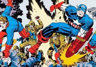 El nombre original de Captain America