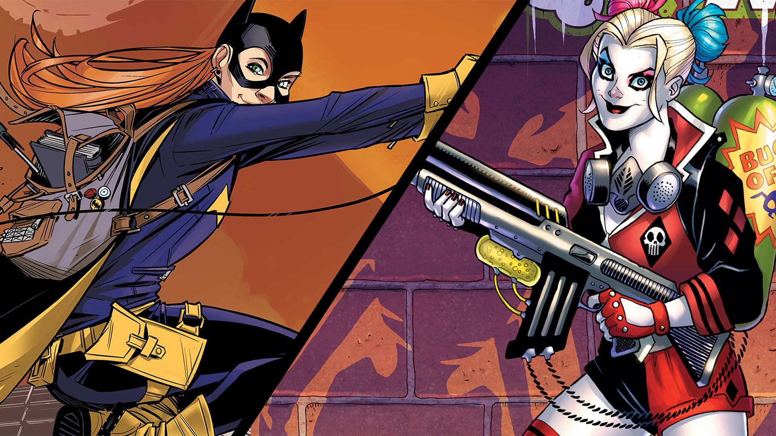 Para Que Tener Birds Of Prey Y Gotham City Sirens Si Pueden Ser Uno Mismo