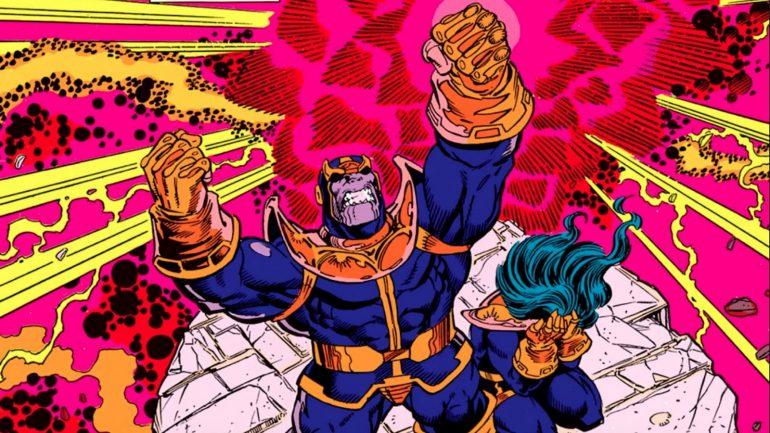 Así morirían los héroes del MCU basado en Infinity Gauntlet | Marvel