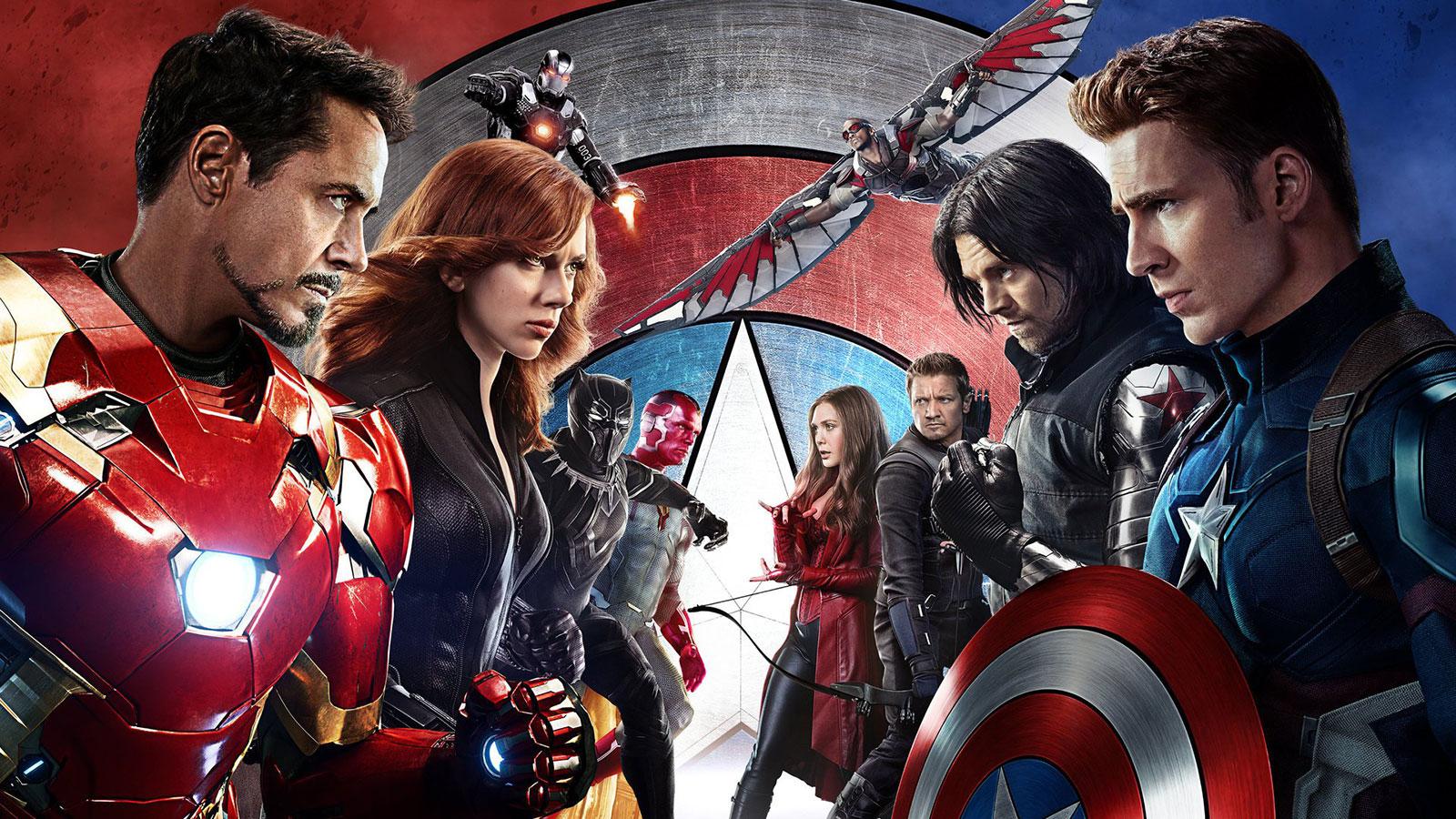 Resultado de imagen de capitan america civil war
