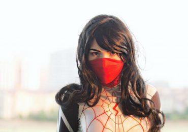 Silk reinterpretada en cosplay