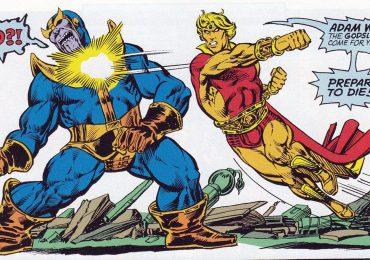 Las peleas de Thanos más brutales