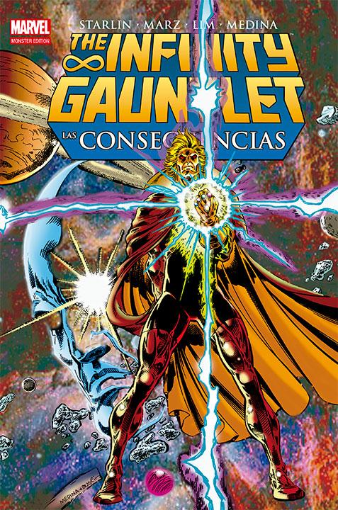 Marvel Monster Edition The Infinity Gauntlet: Las Consecuencias