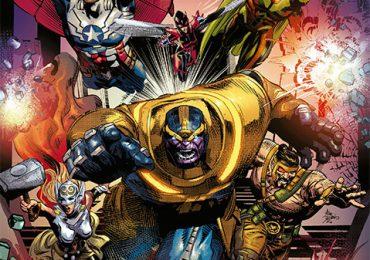 Marvel Monster Edition Thanos Regresa