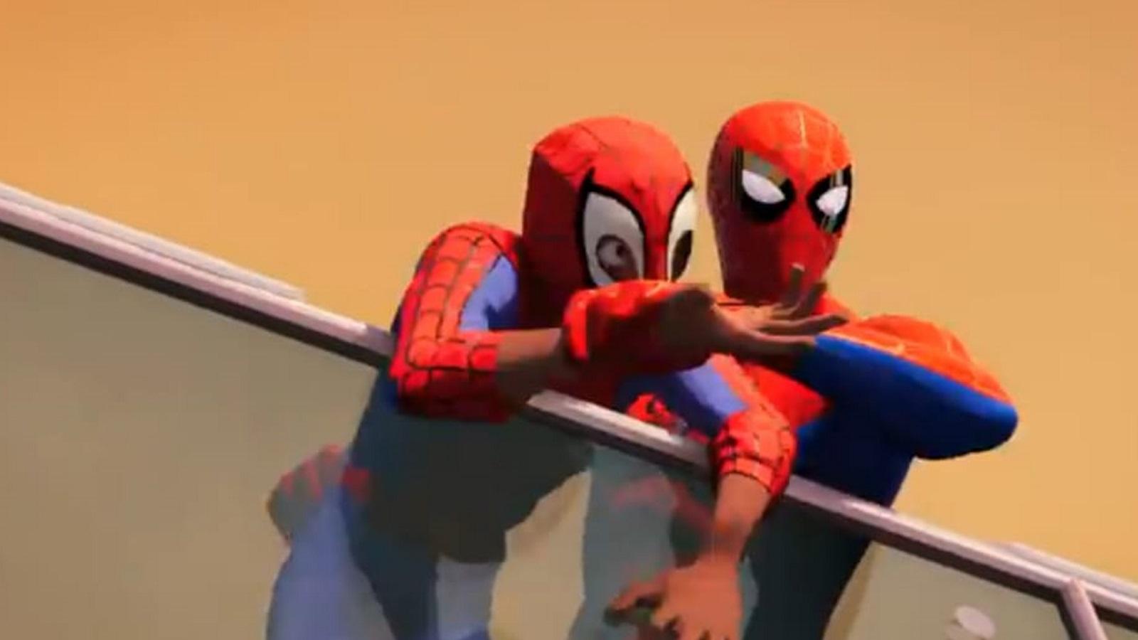 Spider Man Into The Spider Verse Expande El Universo Aracnido
