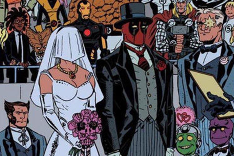 Matrimonio Tema Marvel : Matrimonio y mortaja los peores matrimonios de marvel