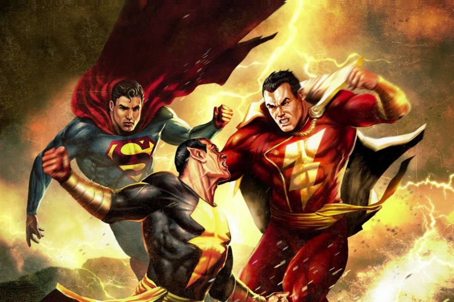 ¿Superman estará en la película de Black Adam?