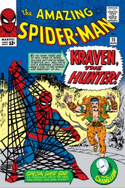 Las mejores historias de Kraven, el cazador
