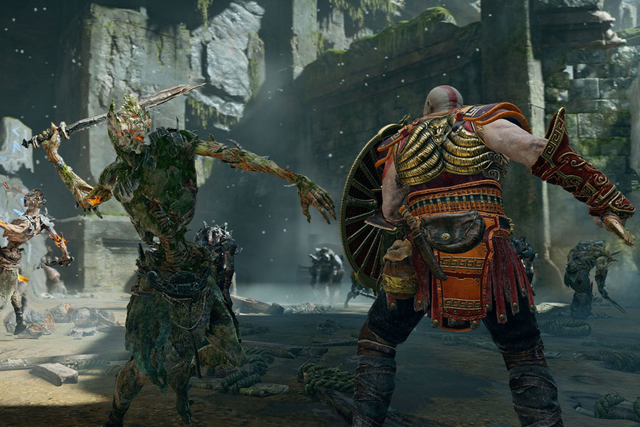 Llega El Modo New Game Plus Para God Of War