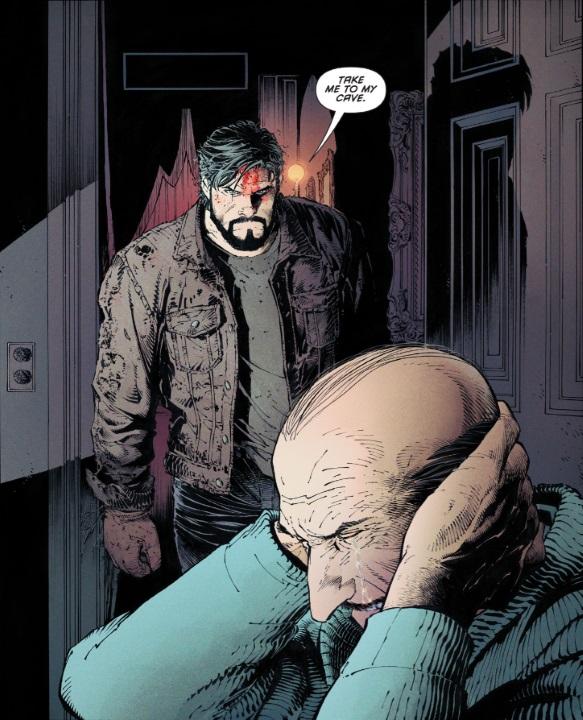 Scott Snyder y sus aportes a la mitología de Batman
