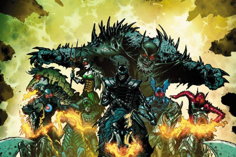 Top 10: ¡Mejores momentos de Dark Nights: Metal!