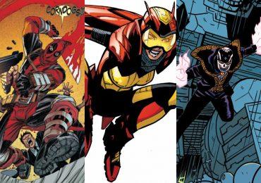 ¡De México para el mundo! Personajes mexicanos en las páginas de Marvel