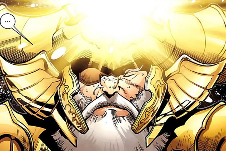 La importancia del padre de todo en la historia de Thor
