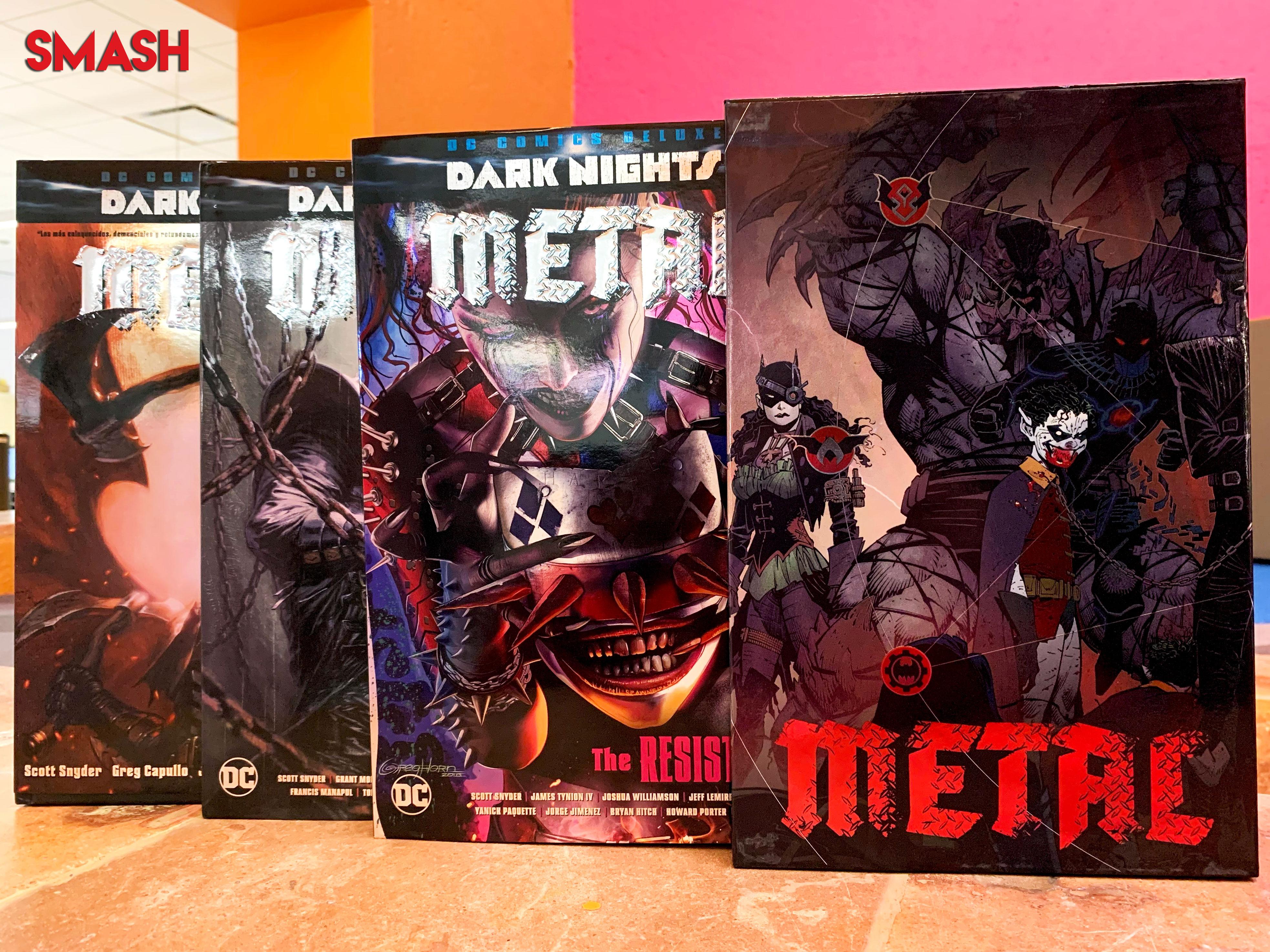 Lo que DC Comics le tiene que agradecer a Dark Nights: Metal