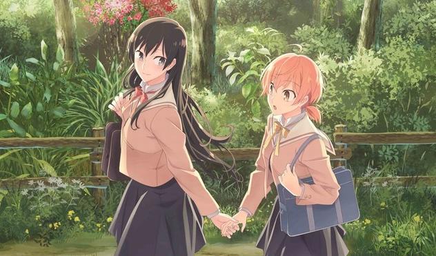 El anime 'Yagate Kimi ni Naru' muestra una nueva imagen promocional