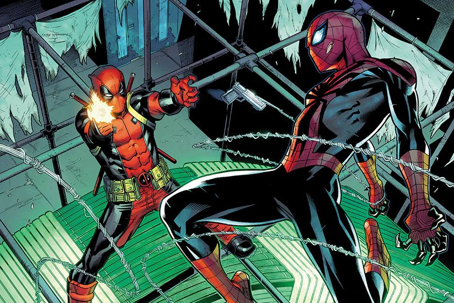 Los Momentos De Spider Mandeadpool Que Deseamos Ver En El Cine