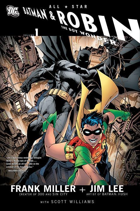 Dark Knight Universe: La cronología de las historias de Batman escritas por Frank Miller