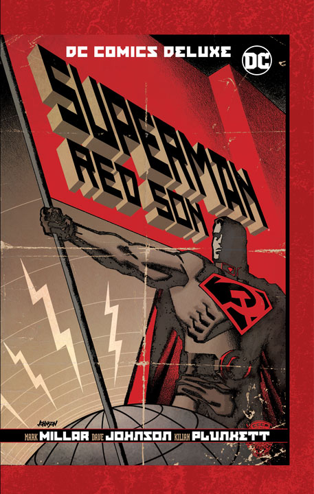 Superman Red Son Elseworlds