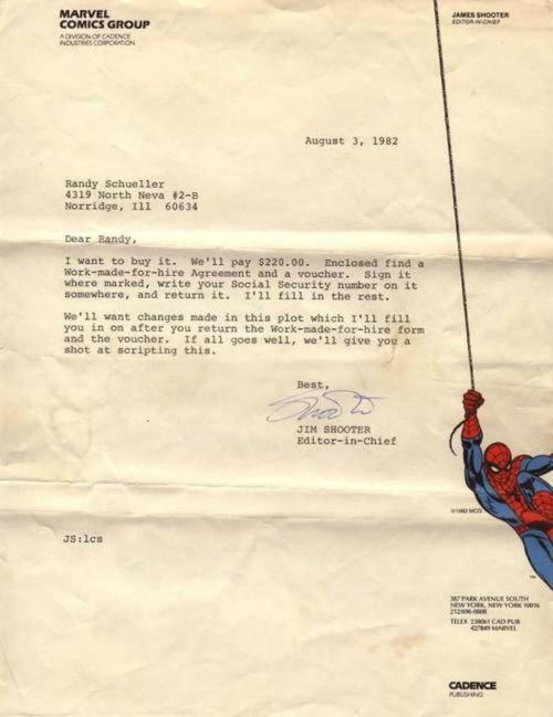 La historia secreta del traje negro de Spider-Man