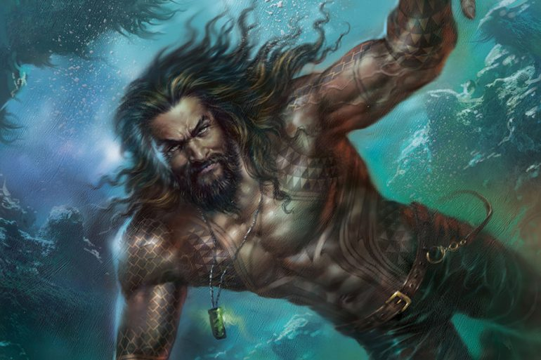 Razones para sumergirte en Aquaman: Guerra por el Trono