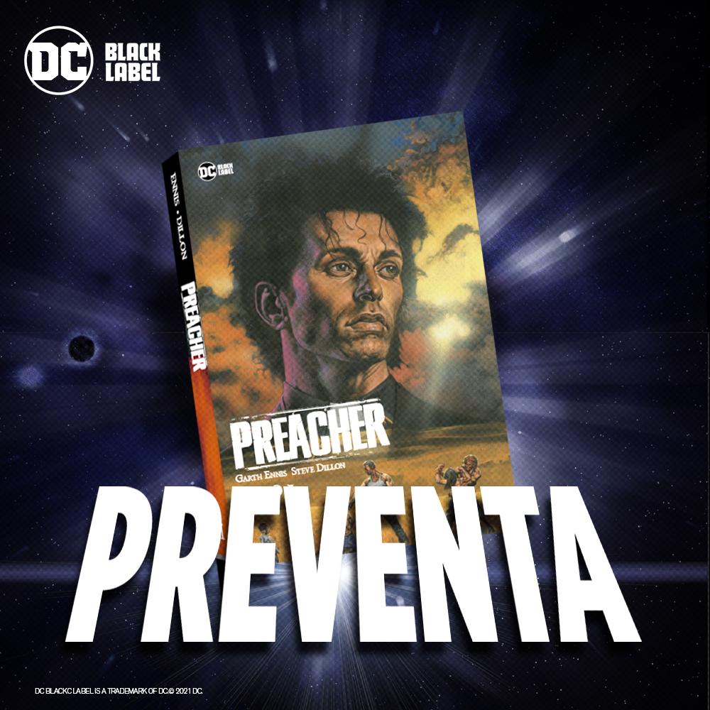 ¿Quién es quién en Preacher?