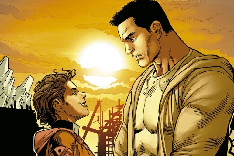 Kitty Pryde y Colossus: Un romance a prueba de toda mutación