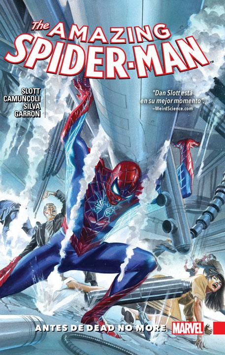 Amazing Spider-Man Vol. 4: Antes de Dead No More