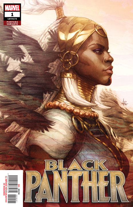 Black Panther (2018) #1
