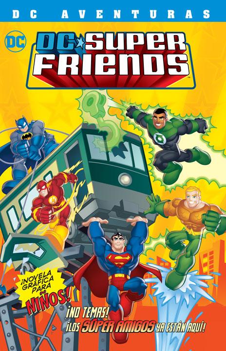 DC Aventuras: DC Super Friends