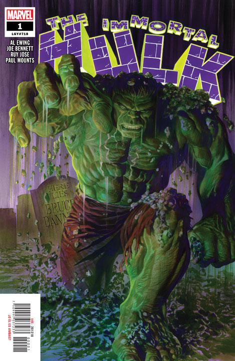 Immortal Hulk (2018) #1