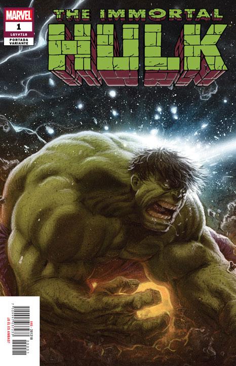 Immortal Hulk (2018) #1
