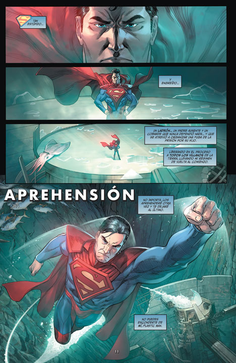 DC Comics Deluxe: Injustice: Gods Among Us Año 5