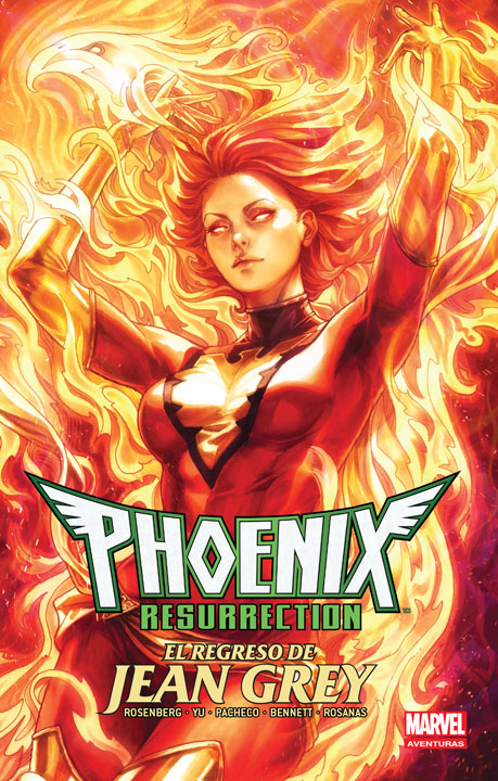 Phoenix Resurrection: El regreso de Jean Grey