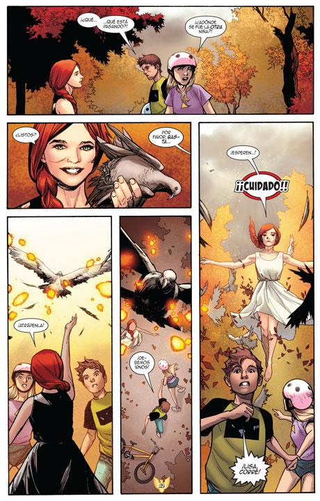 Phoenix Resurrection: El regreso de Jean Grey
