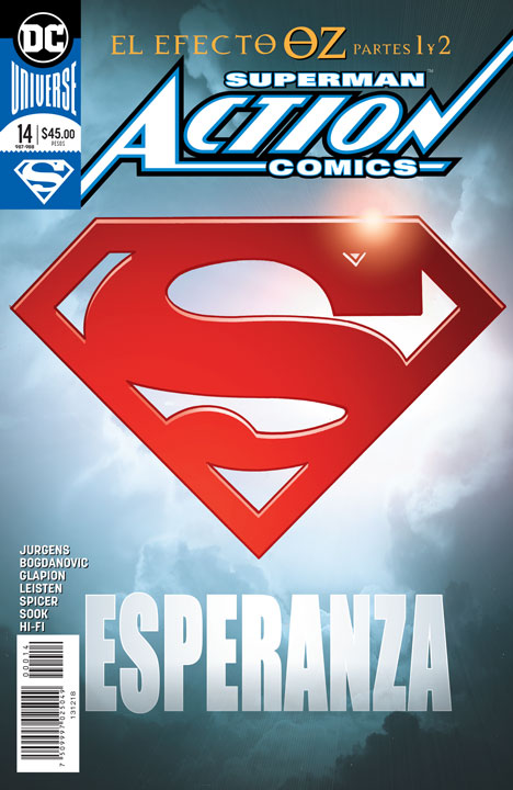 Superman Action Comics #14
