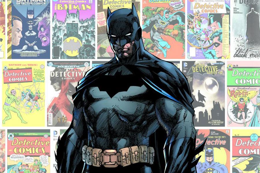 DC Comics anuncia los festejos por el 80 aniversario de Batman