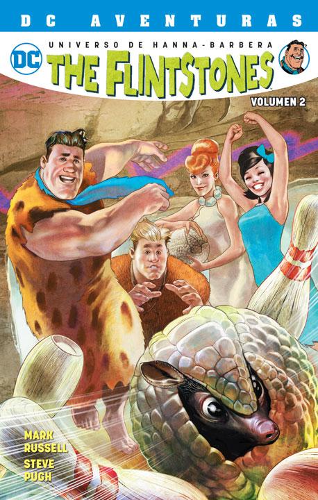 DC Aventuras: Los Picapiedra Vol. 2