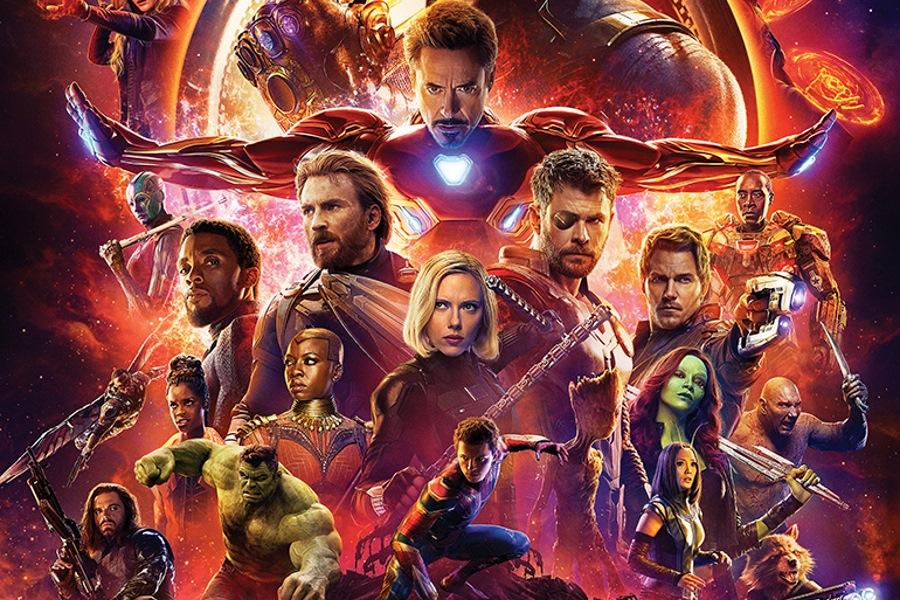 Conexiones en el universo Marvel