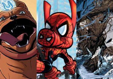 Los personajes más raros del Universo Marvel